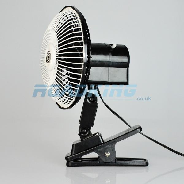 Oscillating Fan Clip On